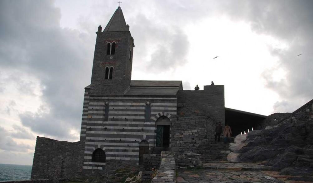 Chiesa di San Pietro - Porto Venere (SP)